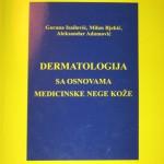 knjiga Dermatologija sa osnovama medicinske nege